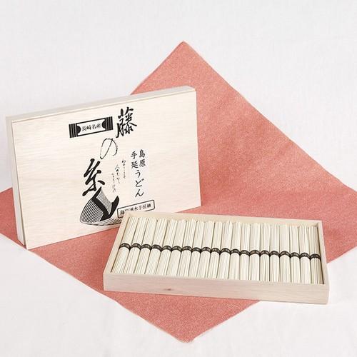 手延べうどん 木箱 1kg (20束)