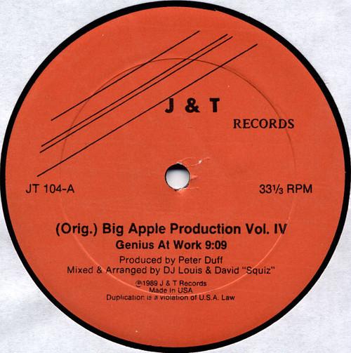 Big Apple Production Vol. IV