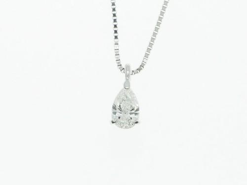 【IF Gカラー】0.320ct UP ダイヤモンドネックレス