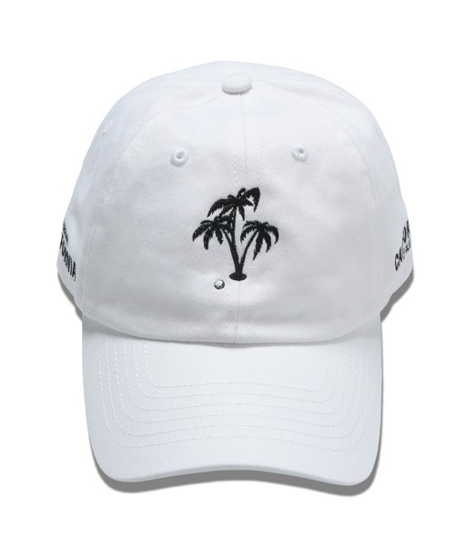 GOLF ICON EMBROIDERY TWILL CAP[RGH001]
