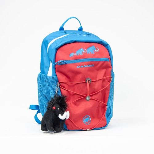 【MAMMUT】KIDS用 FIRST ZIP 16L:レッド