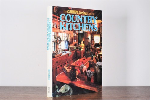 【VC119】The Country Living BOOK OF Country Kitchens /visual book