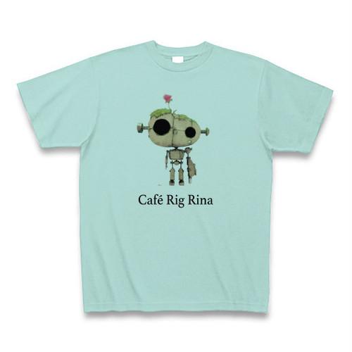 Tシャツ(アクア)