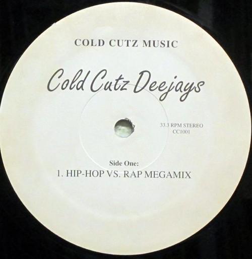 Cold Cutz Deejays / Hip-Hop vs. Rap (Megamix)