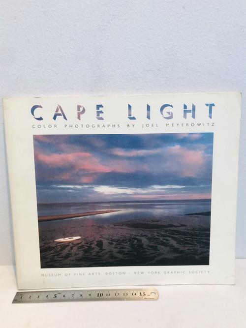 79年版 CAPE LIGHT  BY   JOEL MEYEROWITZ ジョエル・マイヤウィッツ
