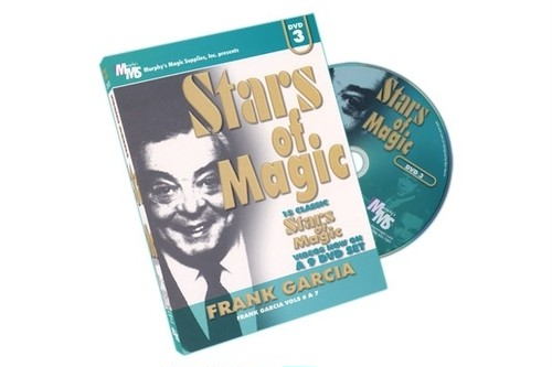 Stars Of Magic #3 (Frank Garcia)