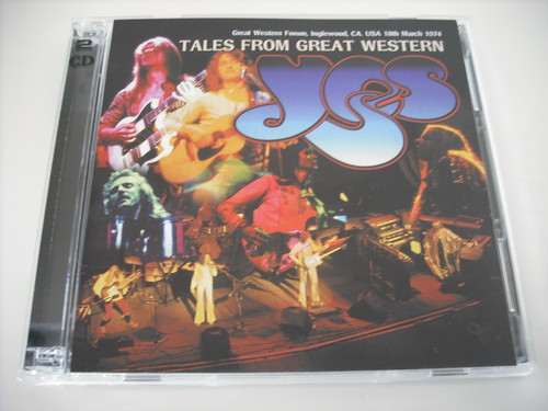 【2CD】YES / TALES FROM GREAT WESTERN