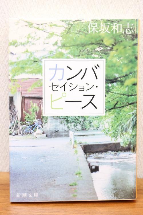 カンバセイション・ピース 保坂和志著 (文庫本)