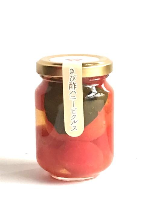 ミニトマトきび酢ハニーピクルス