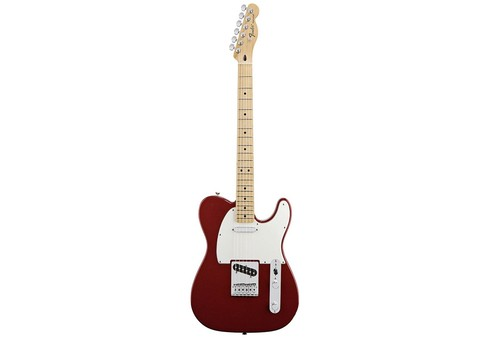 fender テレキャスター スタンダード エレキギター Maple Fingerboard - Candy Apple Red