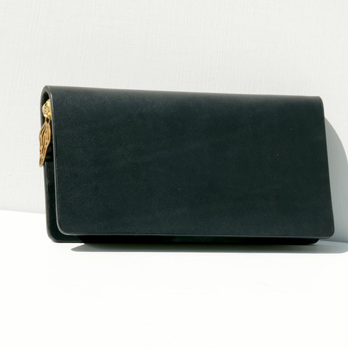 mu long wallet (black)