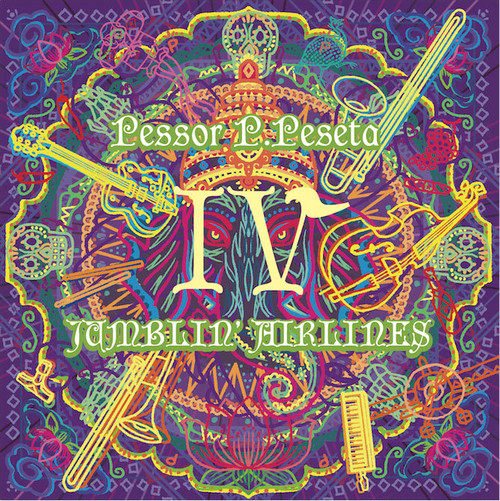 [CD] JUMBLIN' AIRLINES 4 / Pessor P.Peseta