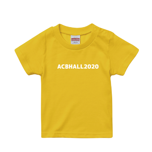 【受注販売】KIDS-T 2020-A YELLOW