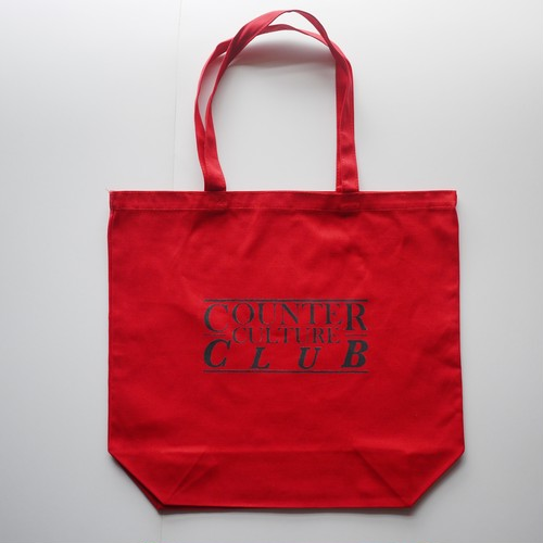COUNTER CULTURE CLUB Tote Bag