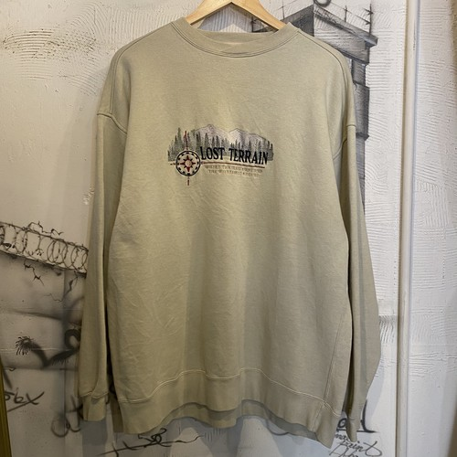 embroidery sweat