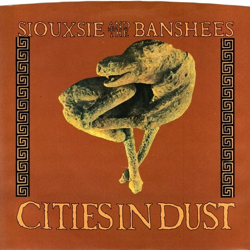 【7inch・米盤】Siouxsie and The Banshees / Cities In Dust