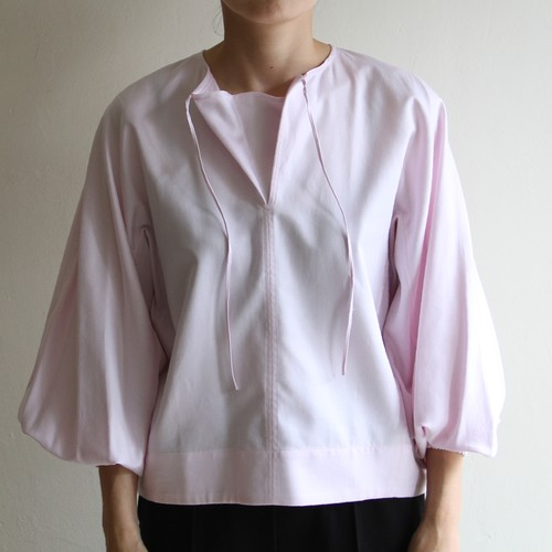 TENNE HANDCRAFTED MODERN 【 womens 】volume sleeve pullover shirts
