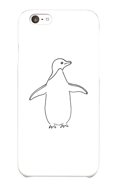 【iPhone6 / 6sケース】ペンギン