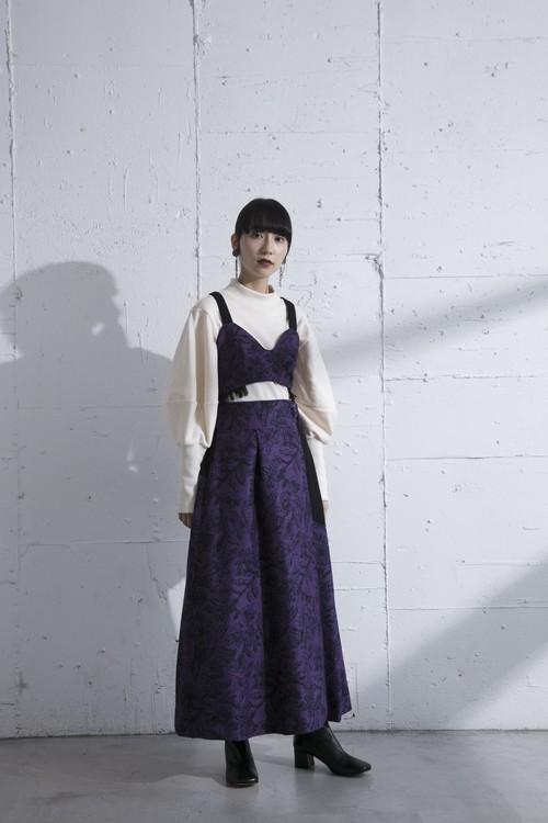 vintage wool wrap skirt