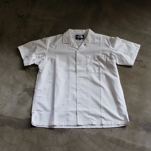 THE NORTH FACE PURPLE LABEL Cotton Polyester OX H/S Shirt