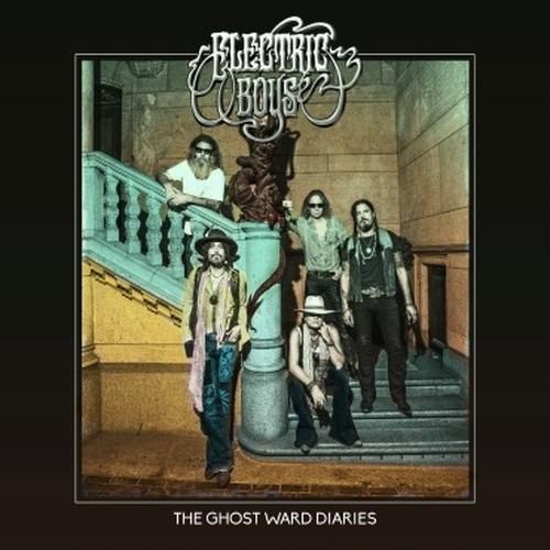 コピー:ELECTRIC BOYS 『The Ghost Ward Diaries』