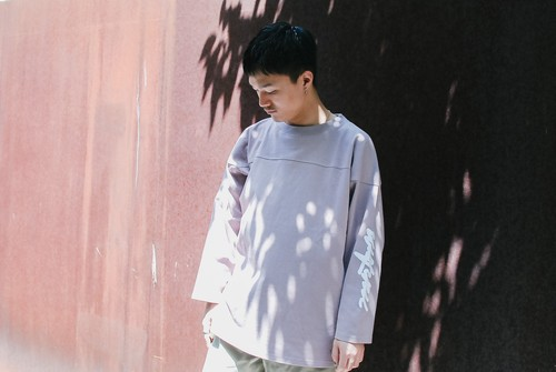 LIMITED【UNISEX】Foot Ball Cropped Sleeve