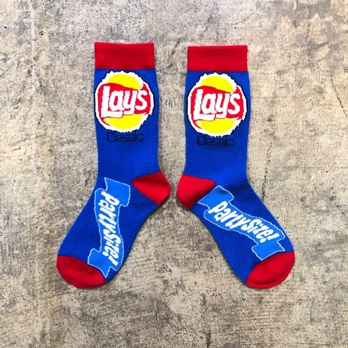 Graphical Sox    Color : Blue/Lays