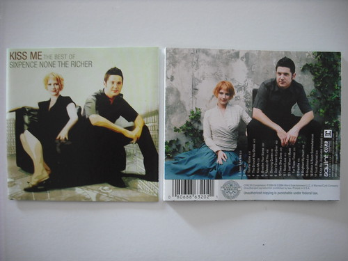 【CD】SIXPENCE NONE THE RICHER / BEST