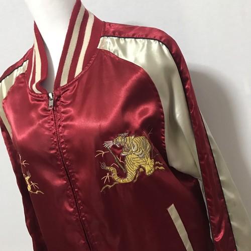 Red Tiger Sukajan JKT  レッドタイガースカジャンジャケット