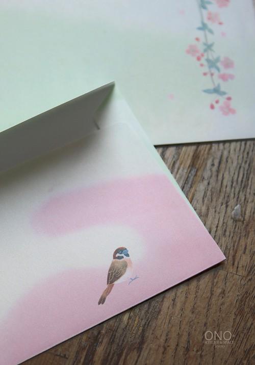 糸桜 封筒