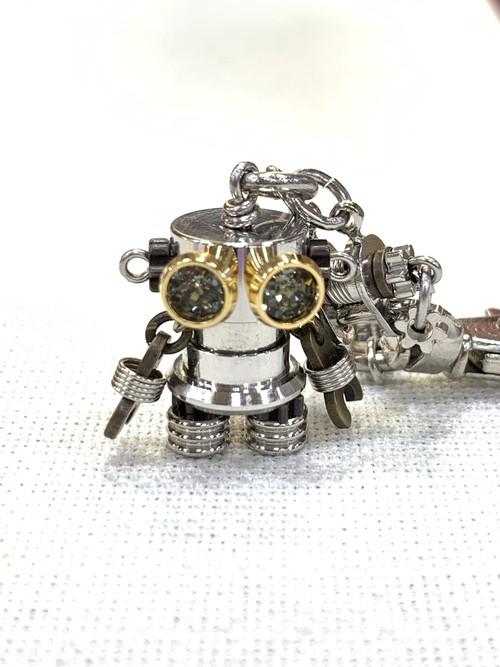 【ROBOKOBO キーチャーム メタルロボット ベーシック】
