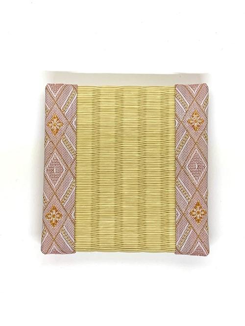 ミニ畳 和風 雑貨 インテリア お部屋 ミニマム畳 プチリフォーム ベージュ 和紙 ござ