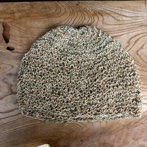 ウーマンフェアトレード手編み帽子