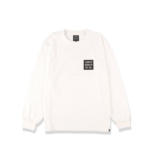 BASIC LOGO L/S Tee [THBLLS-01]