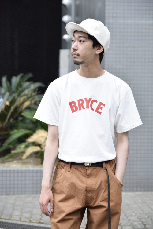 【ORDINARY FITS】PRINT-T BRYCE/OF-C017