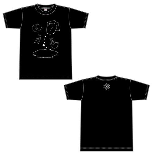 星歴13夜 5星群Tシャツ