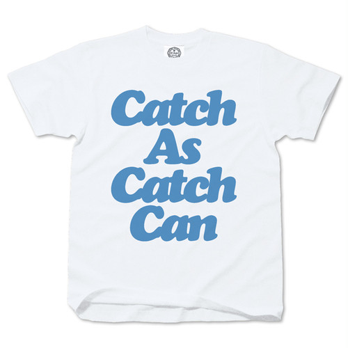 Catch As Catch Can whiteA