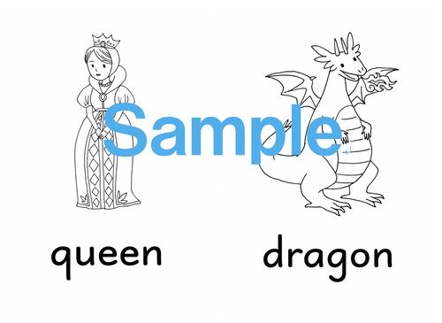 Story 絵+英単語 フラッシュカードデータ(白黒)(フラッシュカード_story_color.pdf)