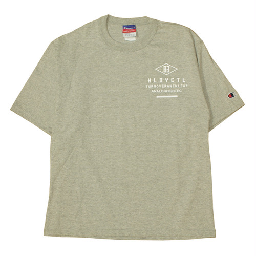 HLDY-CTL CHAMPION T-SHIRTS (GRAY)