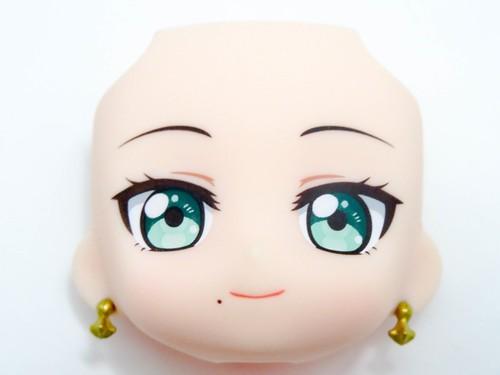 【759】 黒澤ダイヤ 顔パーツ 普通 ねんどろいど