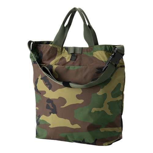 MIS-P102 2WAY SHOULDER BAG - WOODLAND CAMO【オンライン限定】