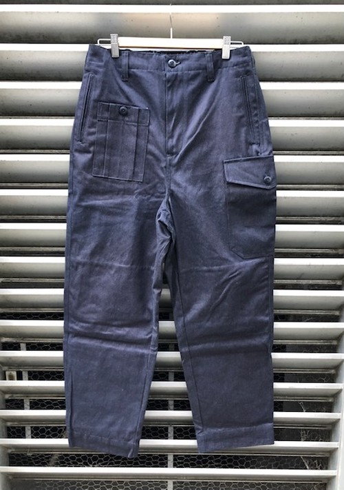 "BRENA(BRENA WOLVES)  ""COMBAT TROUSER with CARGO POCKET"""