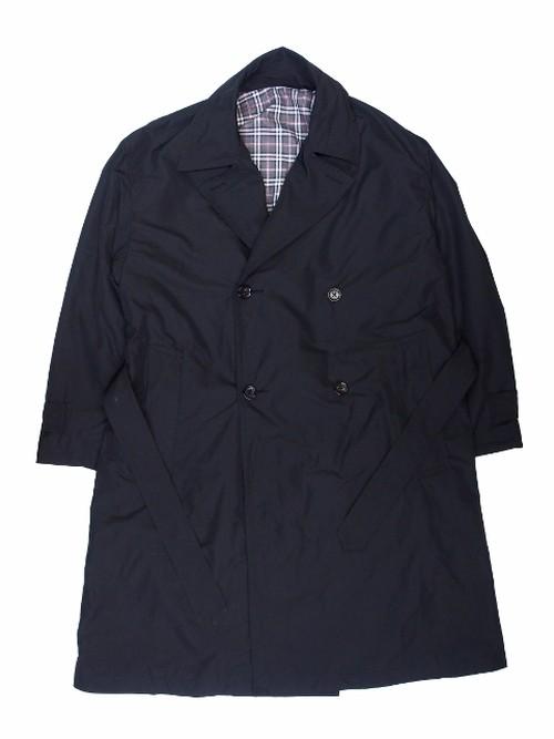 BIG COAT  BLACK  18AW-FS-04