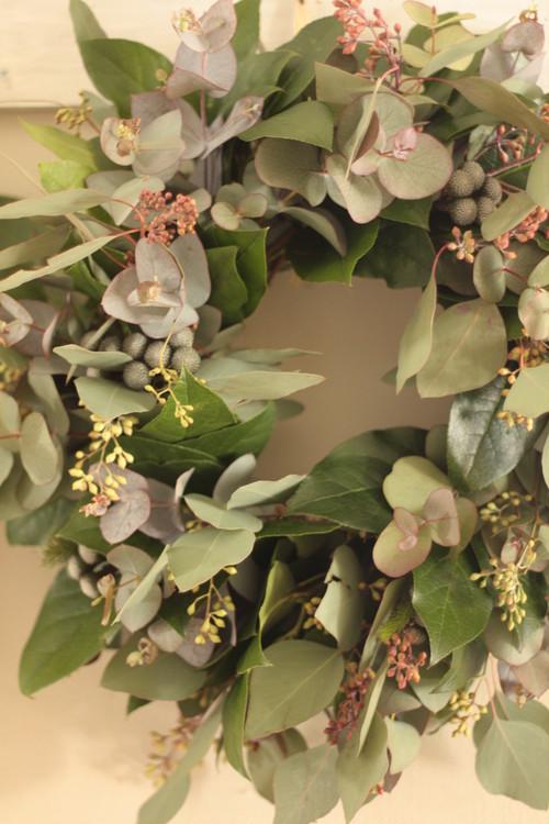 Wreath vert(グリーンリース)