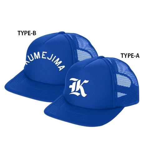 KUMEJIMA TOWN MESH CAP