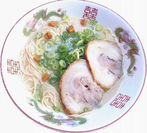 元祖とんこつ久留米ラーメン(6食入り)+替玉(4玉)