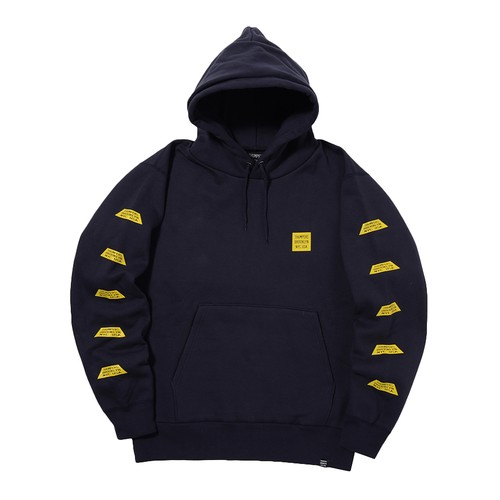 TRAPEZIUM PULL PARKA (NAVY)[TH8A-025]