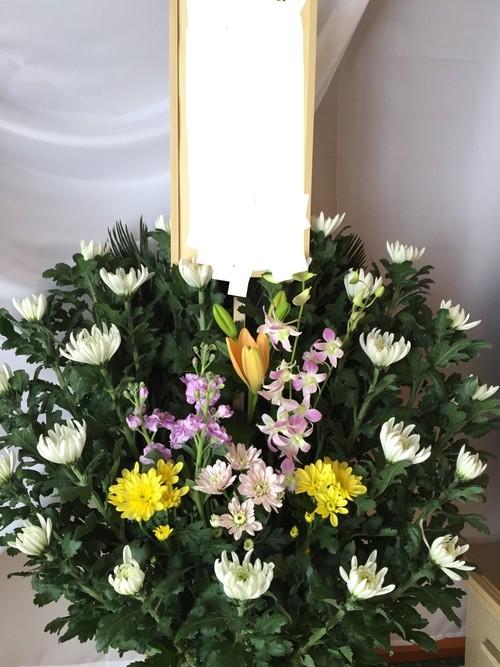 御仏前•お供え花