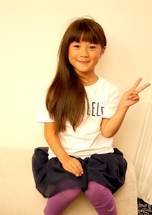 Tシャツ(MOJIロゴ) キッズサイズ