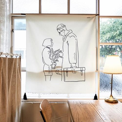 movie fabric poster L size 4types / 有名映画 ファブリックポスター